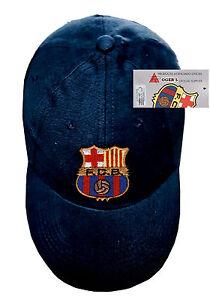Gorra-Fc-Barcelona-copa-blanda-ajustable-azul-marino-licencia-Roger-s