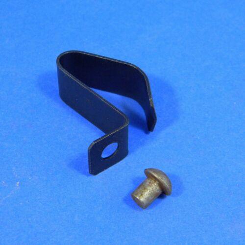 Halteklammer für Radkappe Framo V901//2  IFA F9 TOP Qualität 5 Halteklammern