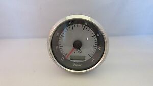 Details about Faria THC513A 7000 RPM Tachometer Gauge on