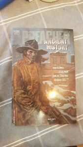 Preacher-Vol-4-Ancient-History-Garth-Ennis-DC-Vertigo-Comic-Book-TPB-softcover