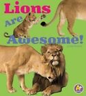 Lions Are Awesome! by Lisa J Amstutz (Hardback)
