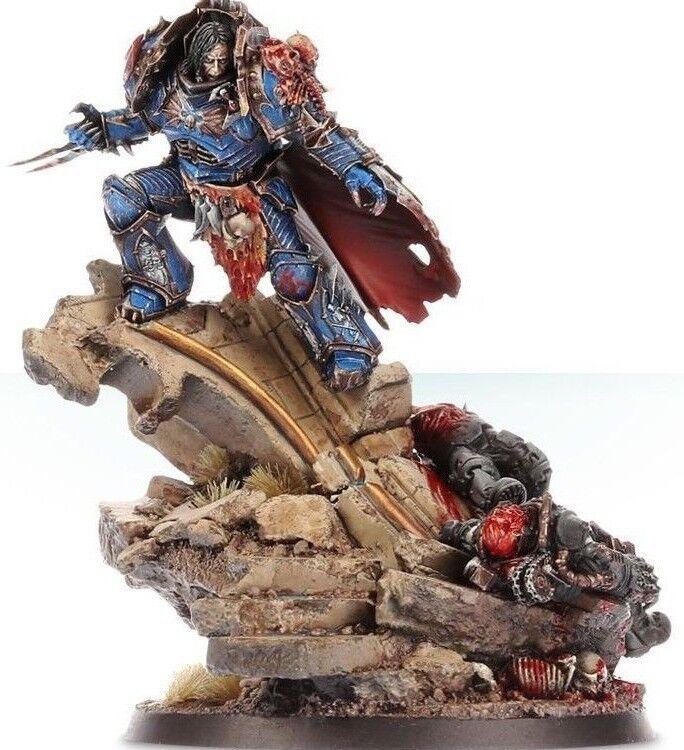 Warhammer 40,000 horus heresy Konrad Curze Primarch of the Night Lords