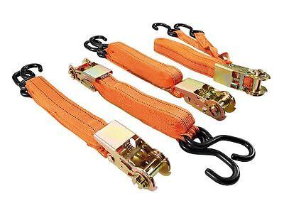 POWERFIX® Spanngurt-Set Praktisches Set zum sicheren Verzurren von Ladungen