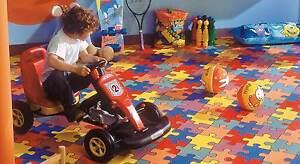 Pvc Bodenbelag Ideal Fur Kinderzimmer Puzzle 400 Cm Breite Ebay