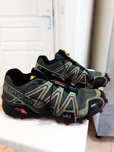 chaussures trail salomon speedcross 3 homme 45