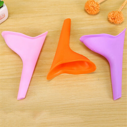 Women Female Portable Urinal Outdoor Travel Stand Up Pee Urination Device Ca RBE