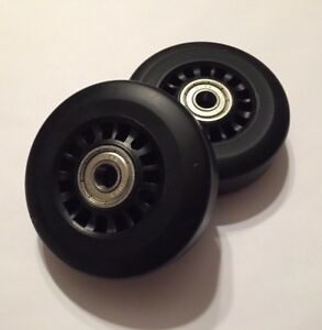Pair Replacement Ramp Wheel Roller Schwinn 425