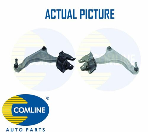 2 x NEW COMLINE FRONT TRACK CONTROL ARM WISHBONE PAIR OE QUALITY CCA2242