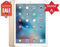 Apple iPad Pro 128GB, Wi-Fi, 12.9in - Gold (Latest Model) - GRADE A (R)