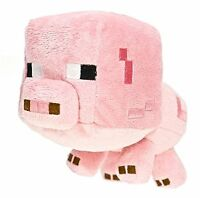 Minecraft Baby Pig 7 Plush , New, Free Shipping