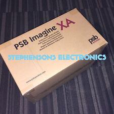 2017 BrandNew Pair of PSB Imagine XA Dolby Atmos Module Speaker (Black/Cherry)