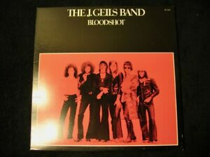 The-J-Geils-Band-Bloodshot-1st-pressing-LP-Atlantic-SD-7260-1973-VG