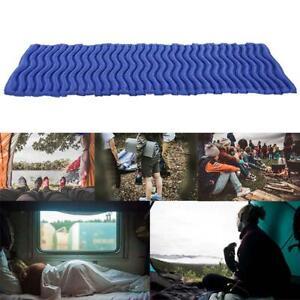 Outdoor-Ultralight-Inflatable-Sleeping-Mat-Camping-Air-Pad-Roll-Bed-Mattress-NEW