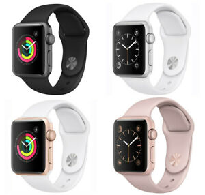 Apple Watch Series 2 |38mm 42mm| GPS - Gold, Rose Gold, Space Gray, or Silver