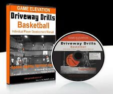 Game Elevation- Driveway Drills: Speed, Agility, Vertical Basketball ebook on CD