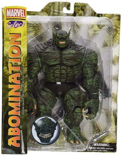 """Marvel Select ABOMINATION  9/"""" Action Figure Diamond Select toys Legends Sealed"""
