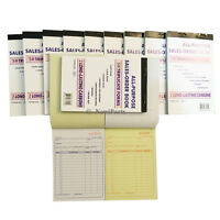 Lot Of 100 Sales Order Book Receipt 50 Duplicate Forms Carbonless