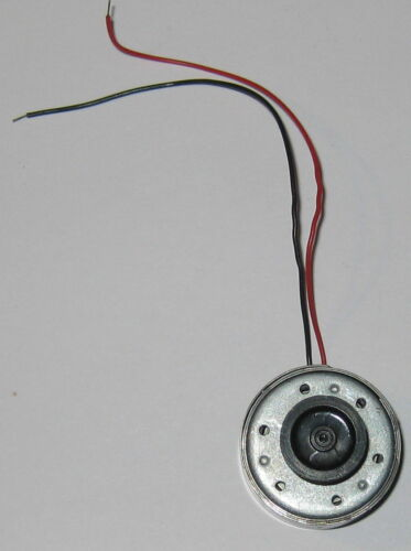 Low Current 12400 RPM DC Motor with Pulley 6V