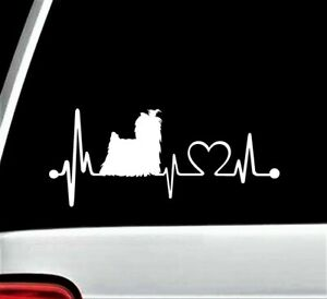K1035 Boxer Heartbeat© Lifeline Monitor Decal Sticker Truck