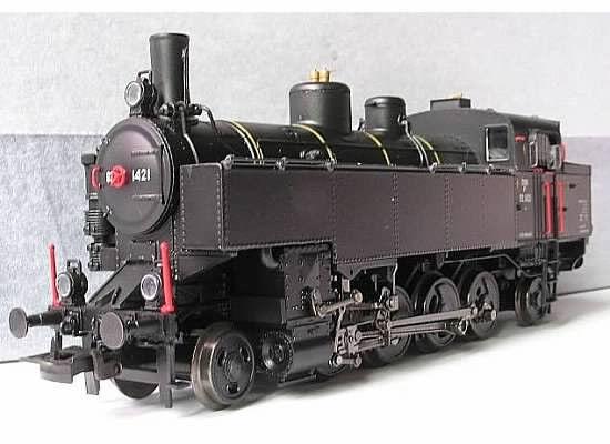 Liliput L131405 Reihe 93 Brenner + Brenner (ÖBB), Ep. V HO DC NEU