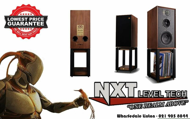 Wharfedale LINTON Heritage Matched pair of stand-mount speakers