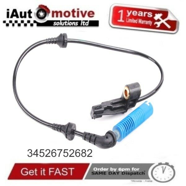 ABS Wheel Speed Sensor Front Left Right For BMW X3 E83 3Series E46 M3 316