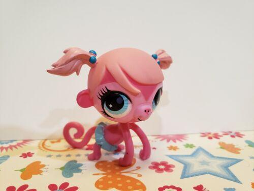 Authentic Littlest Pet Shop Hasbro LPS MINKA MARK MONKEY #2700