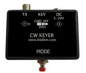 automatic-CW-key-with-memory-LAMBIC-A-or-B-ULTIMATIC-MORSE-code-keyer-STM8