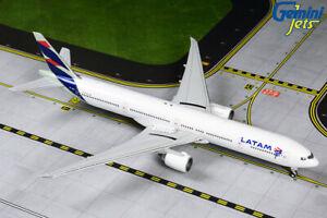 LATAM-Boeing-777-300ER-PT-MUI-Gemini-Jets-GJLAN1848-Scale-1-400-IN-STOCK