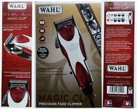 Wahl 5 Star Magic Clipper W/accessories & 8 Guides 8451 Free Priority Shipping