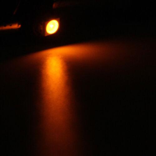 4x T4.7 Neo Wedge 1 SMD 5050 LED Bulbs HVAC Climate Control Lights Dash Gauges