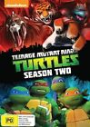 Teenage Mutant Ninja Turtles : Season 2 (DVD, 2015, 4-Disc Set)