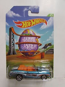 Hot Wheels Happy Easter 2014-2//8-70 Chevy Chevelle Convertible Mattel