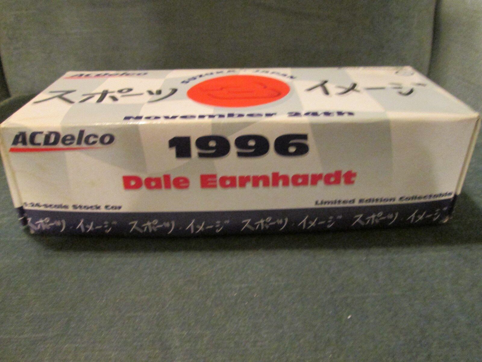 RCCA NASCAR 1 24 Club Car Dale Earnhardt AC Delco Delco Delco Suzuka Circuit 1996 Chevy 88ebd4