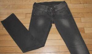 PEPE-Jeans-pour-Femme-W-27-L-32-Taille-Fr-36-VENUS-Ref-Y214