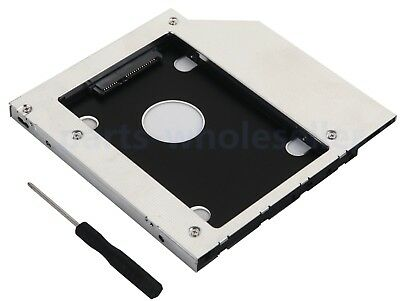 HP Probook 250 255 450 470 G4 G5 2nd SSD HDD Enclosure Caddy for HP 15-ay111nx