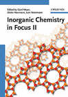 Inorganic Chemistry in Focus II by Wiley-VCH Verlag GmbH (Paperback, 2005)