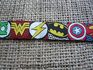 collier pour chien super heros