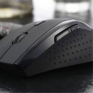 Souris-D-039-ordinateur-Gaming-Mouse-Sans-Fil-Pour-Ordinateur-Portable-PC-Optique