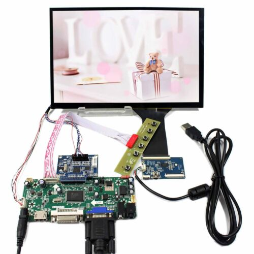 """LCD Controller Board with hdmi 10.1/"""" 1920x1200 EDP LCD Capacitive Touch Panel"""