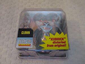 Spawn Kubrick Kubs-246 Clown Avec Variante Chasse De Cheveux Figure
