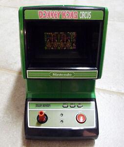 1983 Nintendo Donkey Kong Circus Tabletop Game Amp Watch