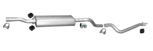 Auspuff für Mercedes Vito 639 109 111 115 CDi TD Radstand 3200mm //3008