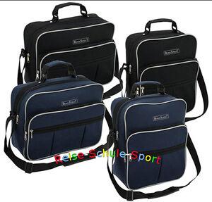 Flugumhaenger-Herrentasche-Schultertasche-Arbeitstasche-schwarz-blau-F008