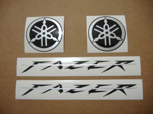 FZ6 Fazer 2006 decals stickers graphics set kit s2 autocollants adhesives logo