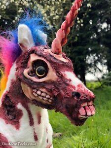 Genuine UndeadTeds® Unicorn OOAK by Phillip Blackman