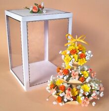 A4 Card Making Template- 3 Tier Flower Stand.FREE CRAFT TEMPLATE EVERY £10 SPENT