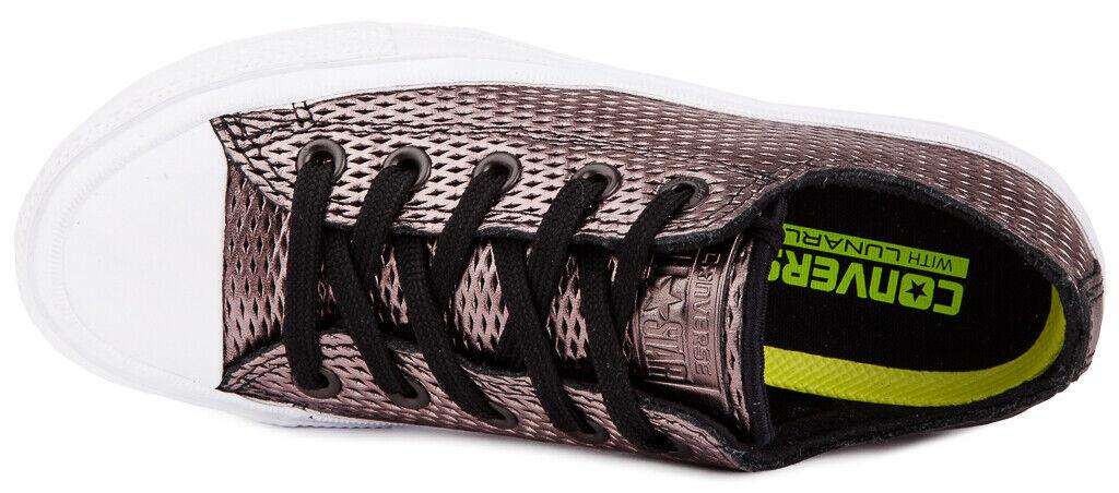 CONVERSE Chuck Taylor All Star II Leather 555799C 555799C 555799C zapatillas zapatos mujer 451fa9