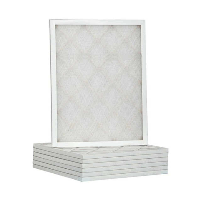 12pk PrecisionAire Fiberglass A//C Air Furnace Filters