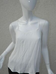 72a94f72c3399 Image is loading Promod-Black-Tank-Top-Cami-White-Cream-Criss-